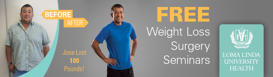 Register For A Free Seminar On Weight Loss Loma Linda University