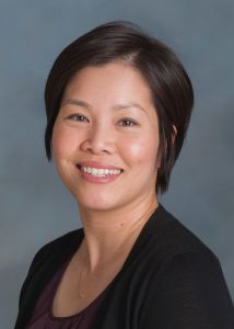 Dr. Jessica ChenFeng, Associate Director of Physician Vitality