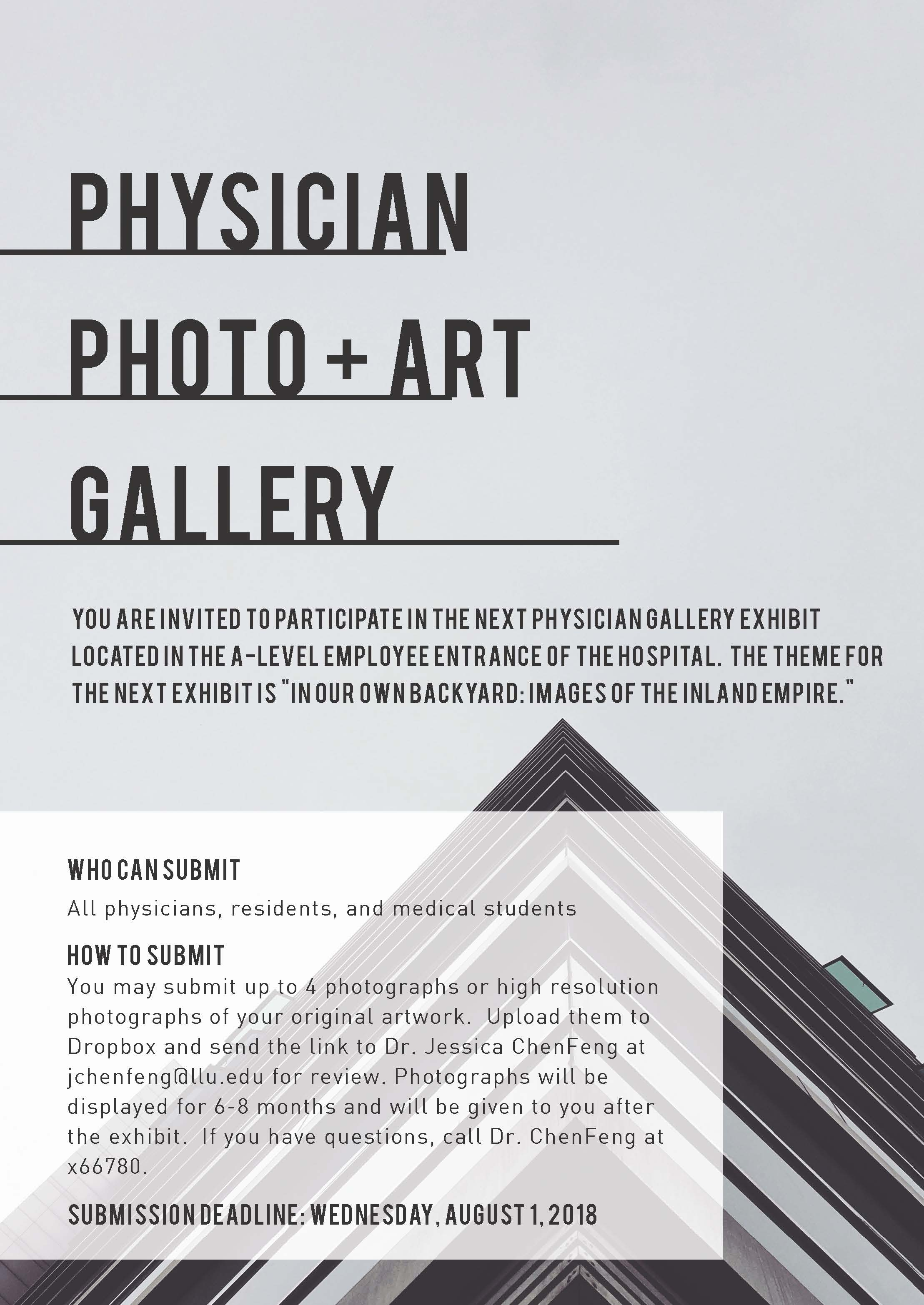 Physician Photo + Art Gallery