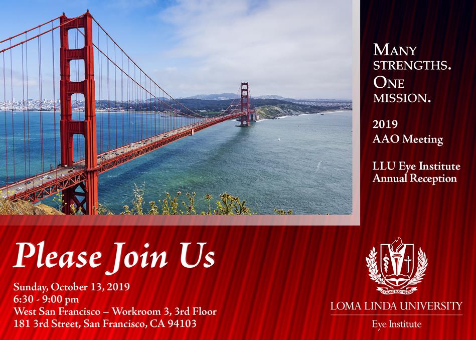 Continuing Education | Ophthalmology Residency | Loma Linda