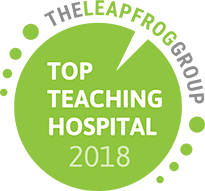 The Leapfrog Group Top Teaching Hospital 2018 Award