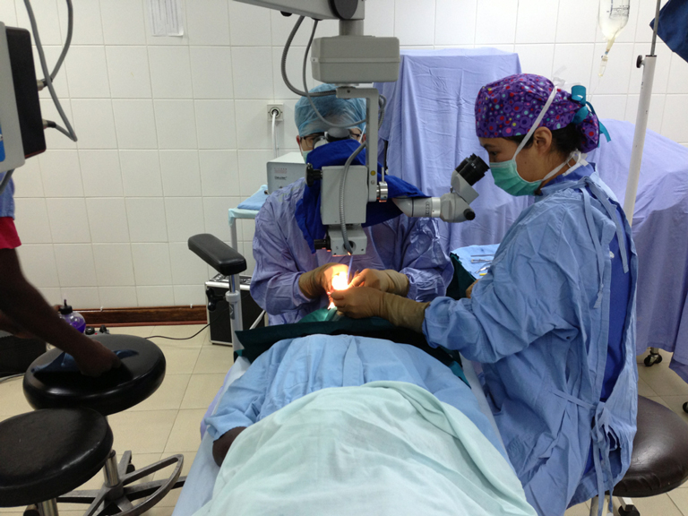 Mission Work - Ophthalmology Residency | Loma Linda