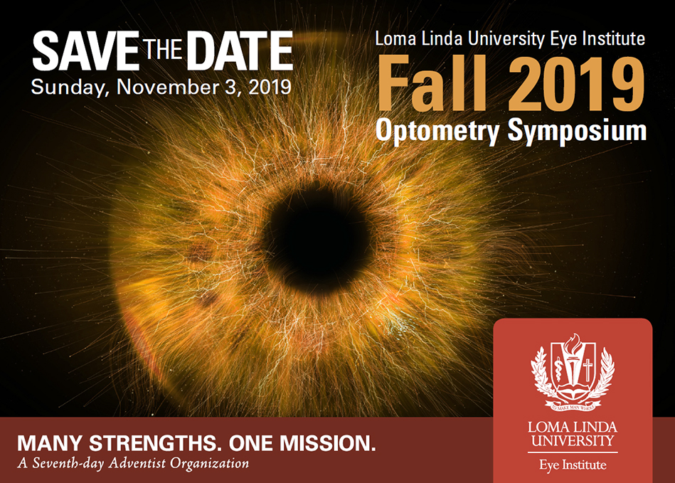 Optometry Symposium 2019