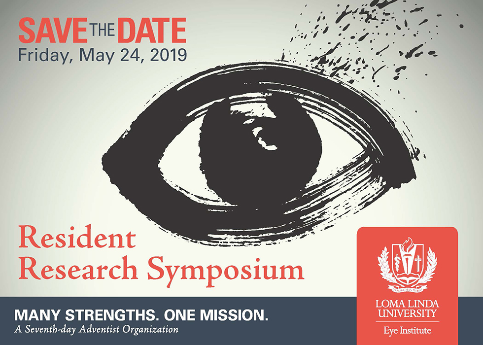 Resident Research Symposium