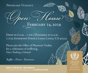 Physician Vitality Open House