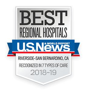 U.S. News & World Report Best Regional Hospitals Award 2018-2019