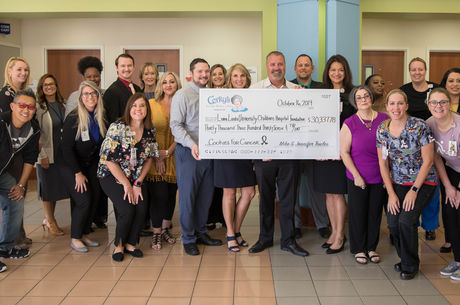 Corky's Kitchen and Bakery raises more than $30,000 for pediatric cancer patients