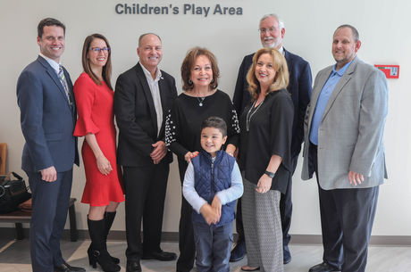 The Auen Foundation donates $100,000 to Loma Linda University Children's Health – Indio