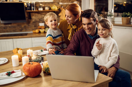 How to celebrate the holidays safely during flu season and COVID-19