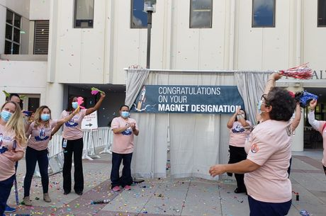 Medical Center earns prestigious Magnet Recognition
