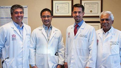 Loma Linda transplant surgeons
