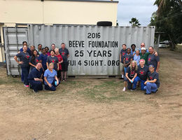 Ophthalmologists travel to Fijian village, performing 137 surgeries in six days