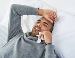 5 signs it's more than a cold