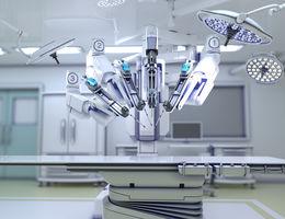Loma Linda University Children's Hospital performs first pediatric robotic fundoplication in Inland Empire