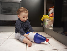 Common household items that could be life-threatening to your child