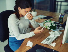 5 ways to keep germ free at home and work