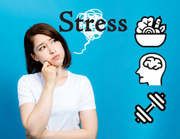 Managing stress can be as easy as 1, 2, 3