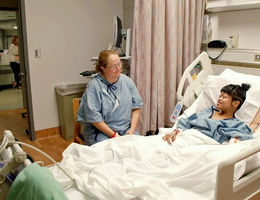 8-person kidney transplant chain donation at Loma Linda University Health saves 4 lives