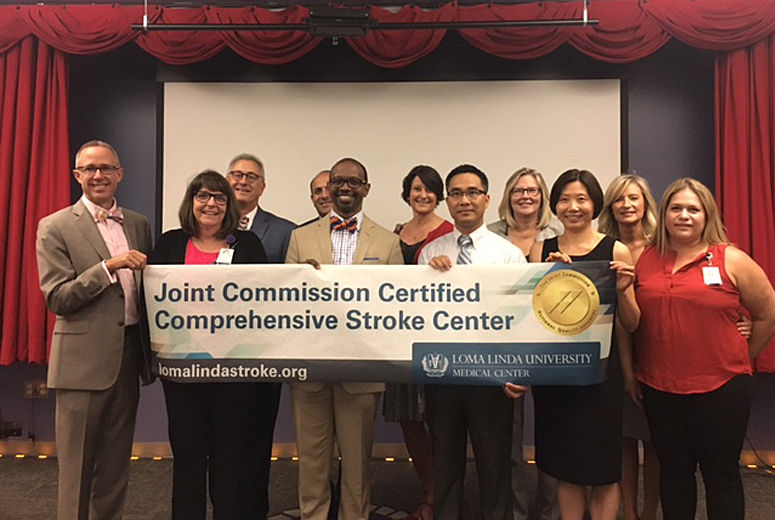 Comprehensive Stroke Center Team