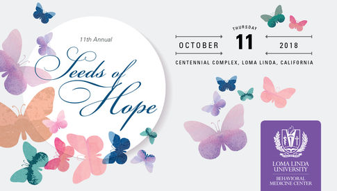 Seeds of Hope Event October 11, 2018