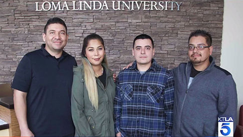 Loma linda university dating Dating-Zeitleiste nach der Scheidung