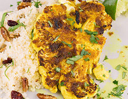 "Cauliflower ""Steaks"""