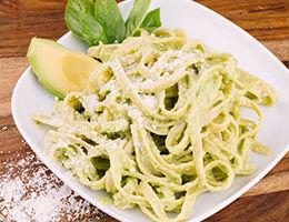 Avocado Fettuccini