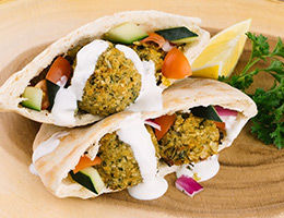 Our Favorite Falafel