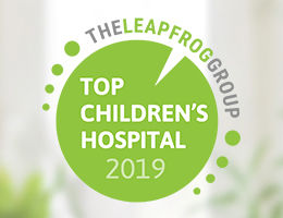 Top Children's Hospital Leapfrog Group
