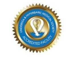 Undersea & Hyperbaric Medical Society Logo